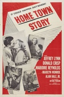 Home Town Story movie poster (1951) picture MOV_5273201a