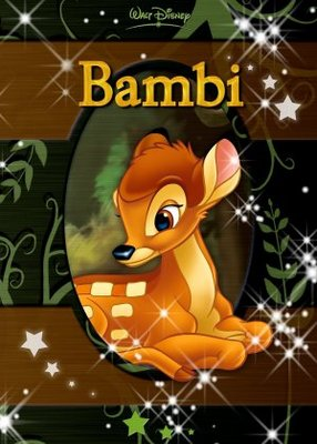 Bambi movie poster (1942) poster MOV_52750a33
