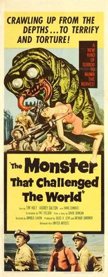 The Monster That Challenged the World movie poster (1957) poster MOV_527c04c3
