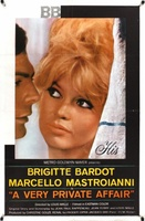 Vie privée movie poster (1962) picture MOV_527da77f