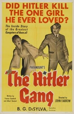 The Hitler Gang movie poster (1944) poster MOV_527f38da