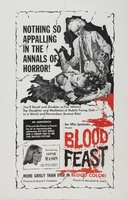 Blood Feast movie poster (1963) picture MOV_527f518a