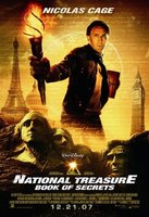 National Treasure: Book of Secrets movie poster (2007) picture MOV_5288744f