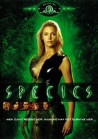 Species movie poster (1995) picture MOV_528a325c