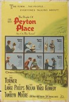 Peyton Place movie poster (1957) picture MOV_528b1552