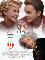I.Q. movie poster (1994) picture MOV_52922ee8
