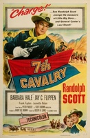 7th Cavalry movie poster (1956) picture MOV_52925ee1