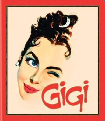 Gigi movie poster (1958) poster MOV_529a471f