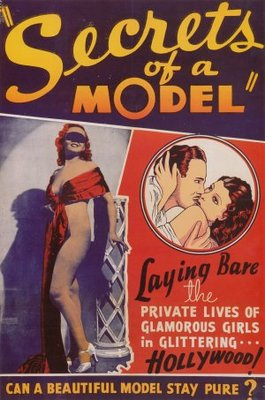 Secrets of a Model movie poster (1940) poster MOV_529b37e0