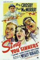 Sing You Sinners movie poster (1938) picture MOV_529cc8f2