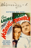 Nothing But Trouble movie poster (1944) picture MOV_52a242c3