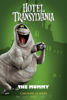 Hotel Transylvania movie poster (2012) poster MOV_52a37782