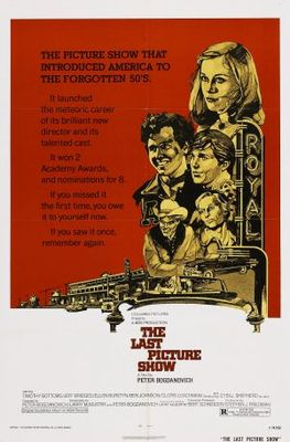 The Last Picture Show movie poster (1971) poster MOV_52ab5071