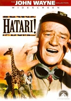 Hatari! movie poster (1962) picture MOV_52af997b