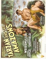 Tarzan and the Amazons movie poster (1945) picture MOV_52b2b2b5