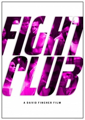 Fight Club movie poster (1999) poster MOV_52b85057