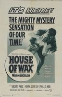 House of Wax movie poster (1953) picture MOV_52bb32c2