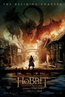 The Hobbit: The Battle of the Five Armies movie poster (2014) picture MOV_52c0d906