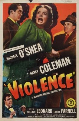 Violence movie poster (1947) poster MOV_52c2ba54
