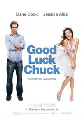 Good Luck Chuck movie poster (2007) poster MOV_52c49119