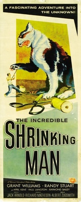 The Incredible Shrinking Man movie poster (1957) poster MOV_52c72785