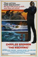 The Mechanic movie poster (1972) picture MOV_52d4a7d3