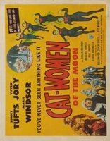 Cat-Women of the Moon movie poster (1953) picture MOV_52d8b60c