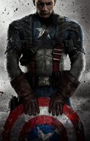 Captain America: The First Avenger movie poster (2011) picture MOV_52dd8daa