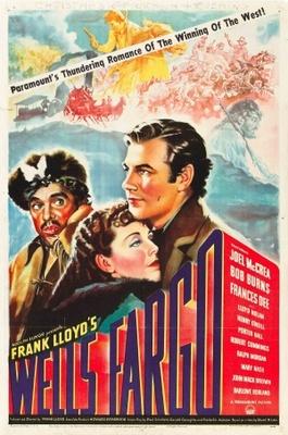 Wells Fargo movie poster (1937) poster MOV_52deced0