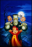 Alvin and the Chipmunks Meet Frankenstein movie poster (1999) picture MOV_52e71004