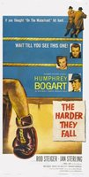 The Harder They Fall movie poster (1956) picture MOV_52e89e80