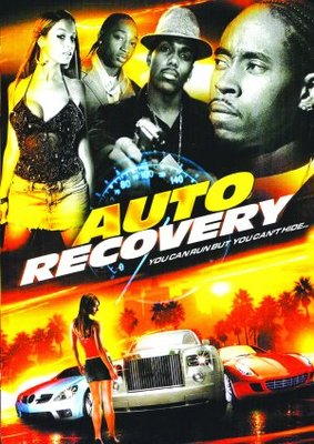 Auto Recovery movie poster (2008) poster MOV_52ee3867