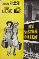 My Sister Eileen movie poster (1942) picture MOV_52f0f7b5