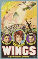 Wings movie poster (1927) picture MOV_52f2f273