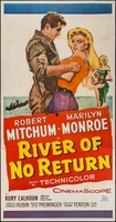 River of No Return movie poster (1954) picture MOV_52f4fe99
