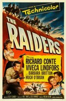 The Raiders movie poster (1952) picture MOV_52f711f1