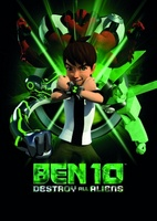 Ben 10 Destroy All Aliens movie poster (2012) picture MOV_52fa7495
