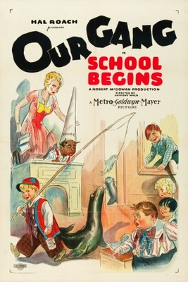 School Begins movie poster (1928) poster MOV_52fe6168
