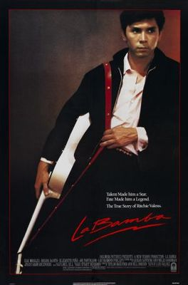 La Bamba movie poster (1987) poster MOV_5300b356
