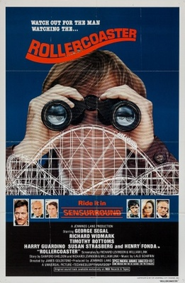Rollercoaster movie poster (1977) poster MOV_5300bf5c