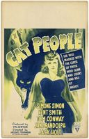 Cat People movie poster (1942) picture MOV_530e1c15