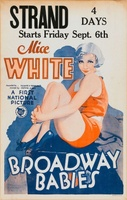 Broadway Babies movie poster (1929) picture MOV_53131656