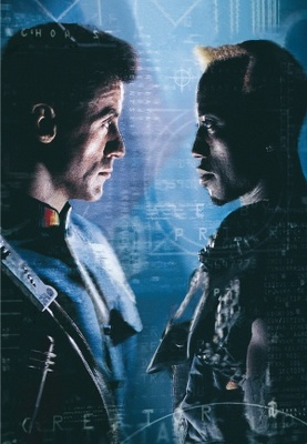 Demolition Man movie poster (1993) poster MOV_5314a8c9