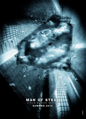 Man of Steel movie poster (2013) poster MOV_531b4ae6