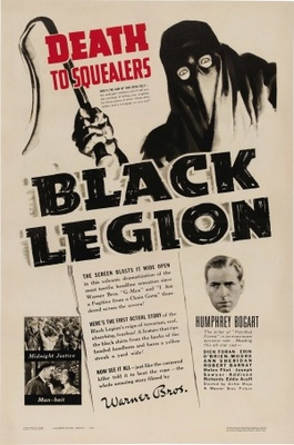 Black Legion movie poster (1937) poster MOV_531bf973