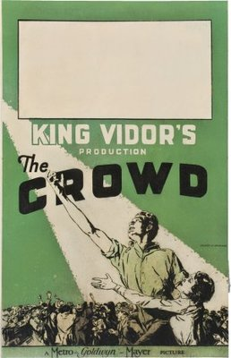 The Crowd movie poster (1928) poster MOV_531fc5af