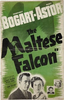 The Maltese Falcon movie poster (1941) poster MOV_531fd894