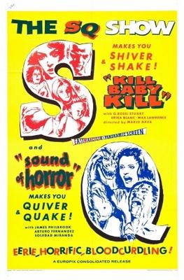 El sonido de la muerte movie poster (1964) poster MOV_53215e36