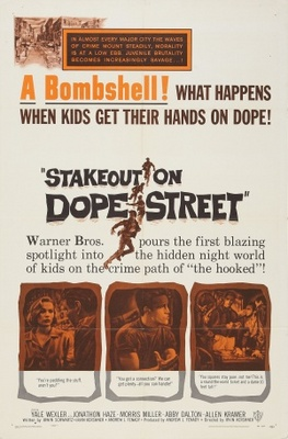 Stakeout on Dope Street movie poster (1958) poster MOV_5328c7a1