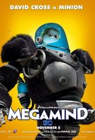 Megamind movie poster (2010) picture MOV_533c5799